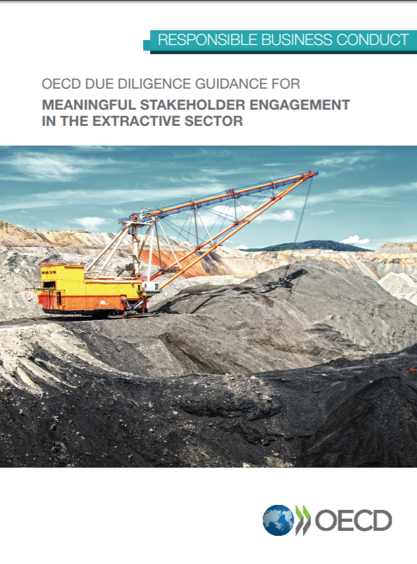 Oecd Due Diligence Guidance For Meaningful Stakeholder Engagement In The Extractive Sector Respect